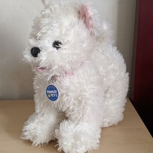 build a bear dog plushie